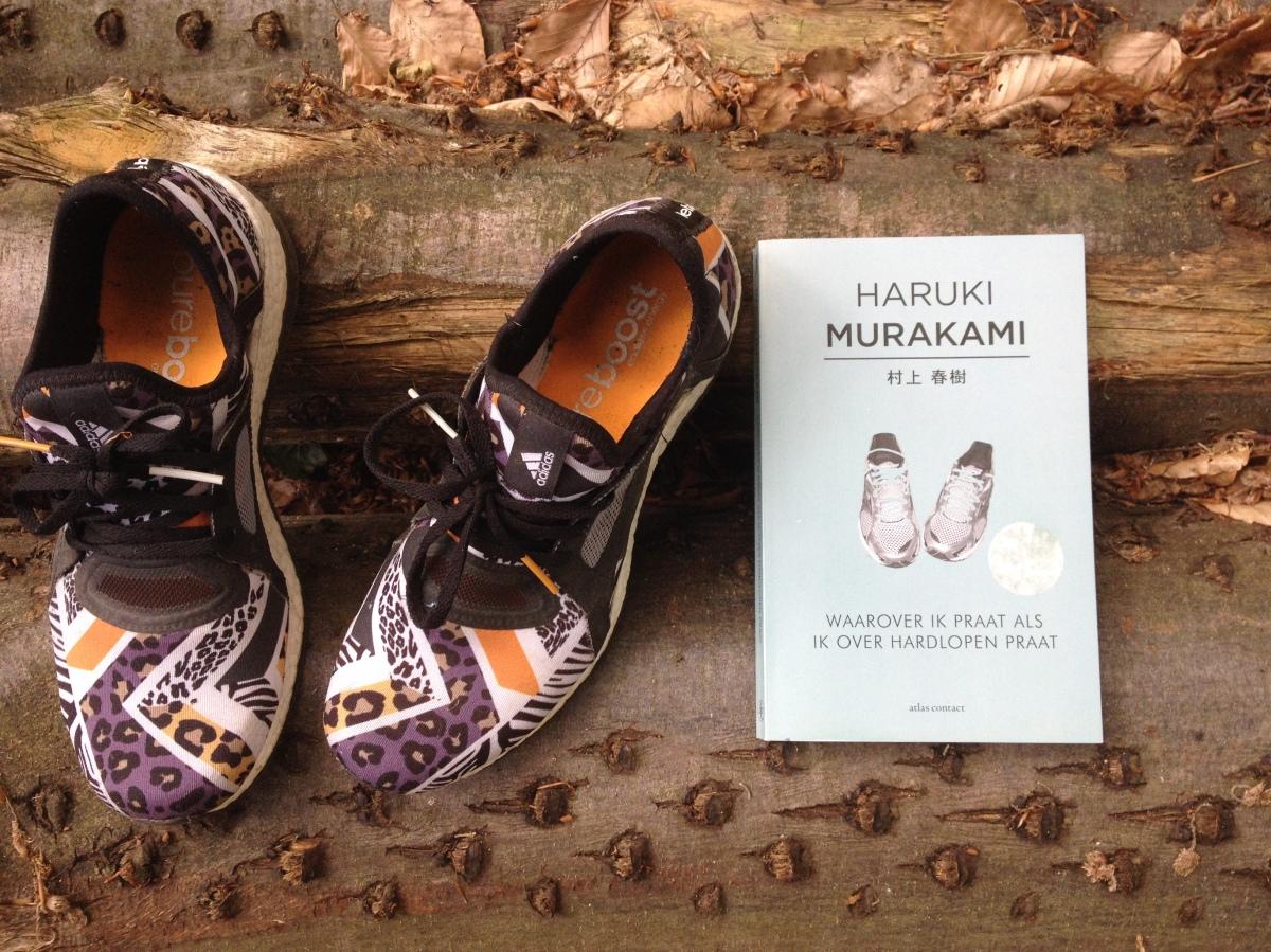 Het boek – Murakami overhardlopen