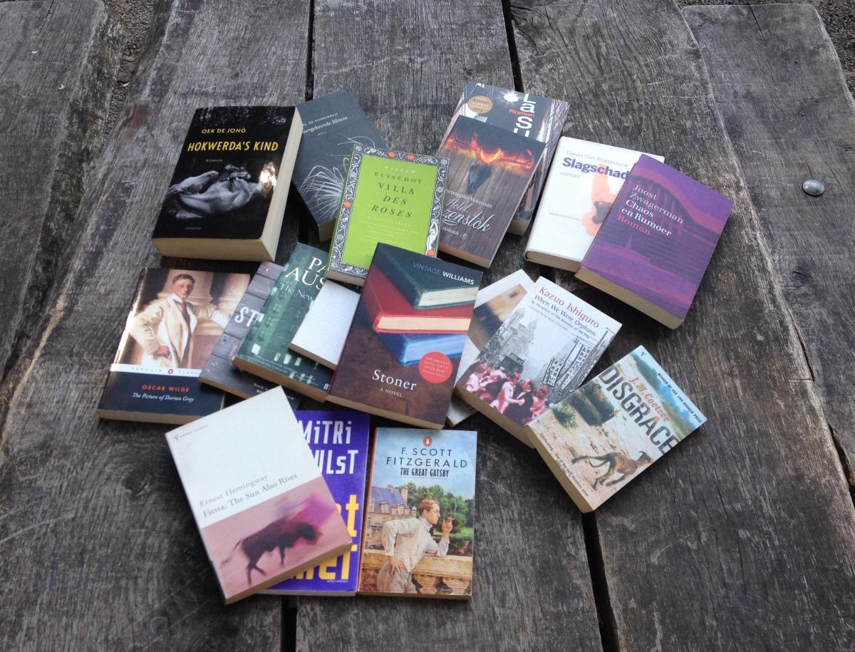 Het boek –Lijstjestijd