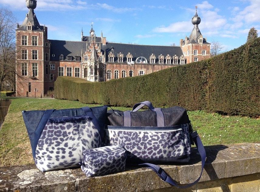 Het gerief – Op stap met mijn tassen Mathilde enMaurice
