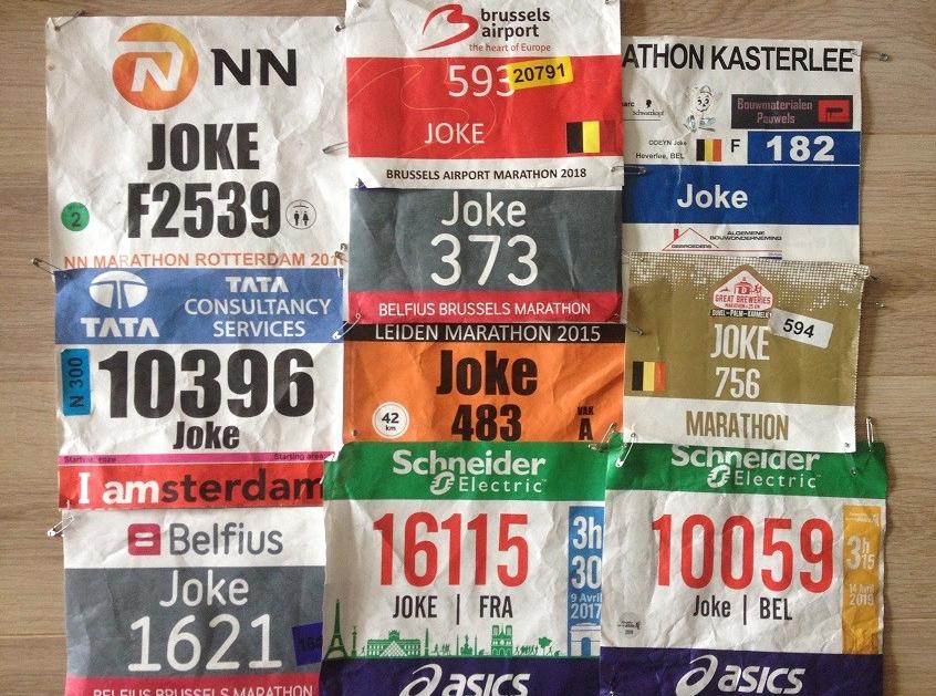 Marathonpraat – Wat ik over mezelf leerde uit 10marathons