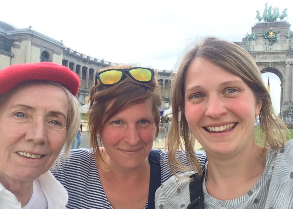 Het moment – Een weekend in Brussel met Sien enRoos