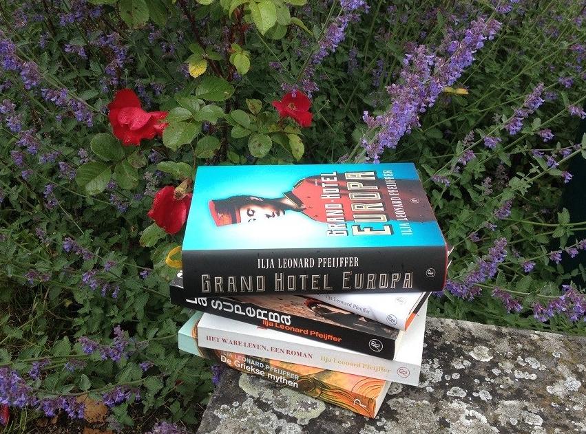 Het boek – Waarom Grand Hotel Europa een uitzonderlijk boekis