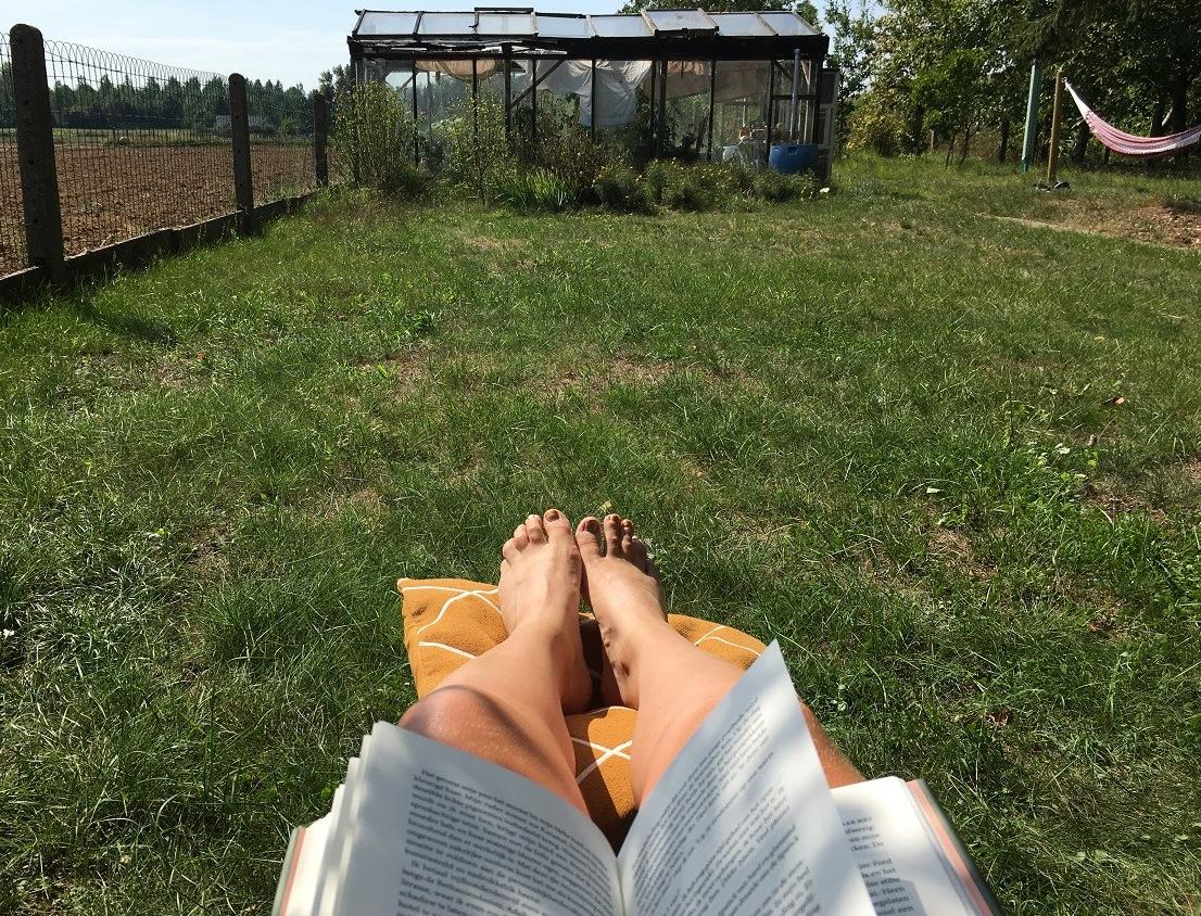Het boek – Mijn zomervakantie in 20boeken
