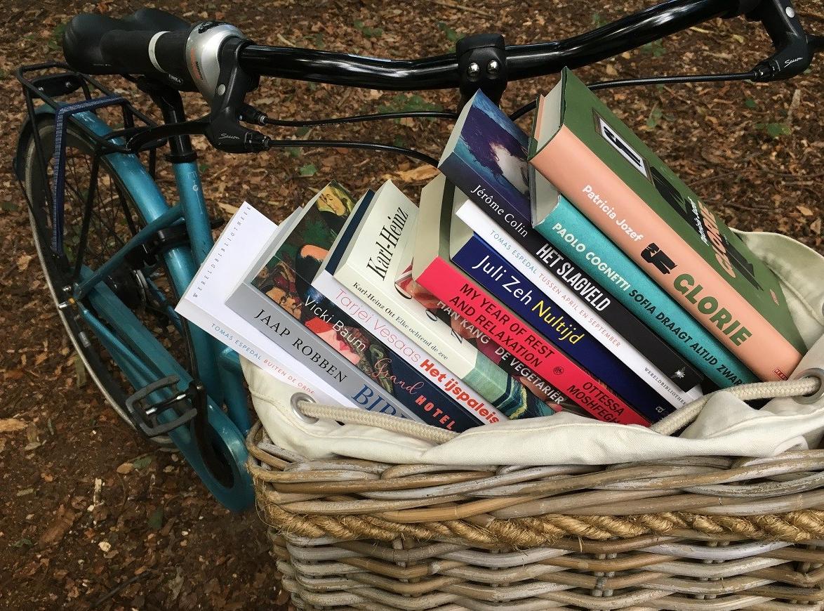 Het boek – Het lezen zoals hetis