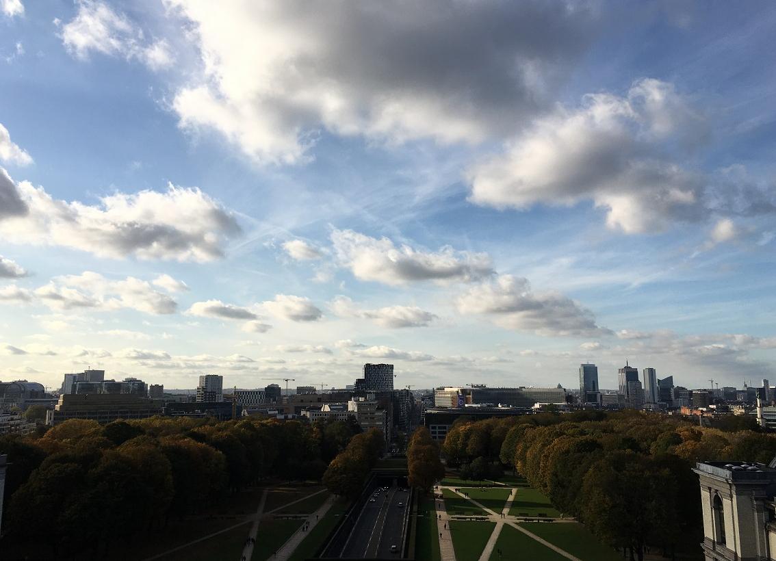 Loperspraat – Op de marathongolven drijven inoktober
