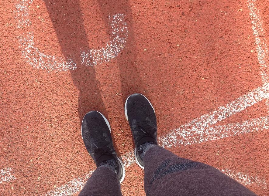 Marathonpraat – De completeloper