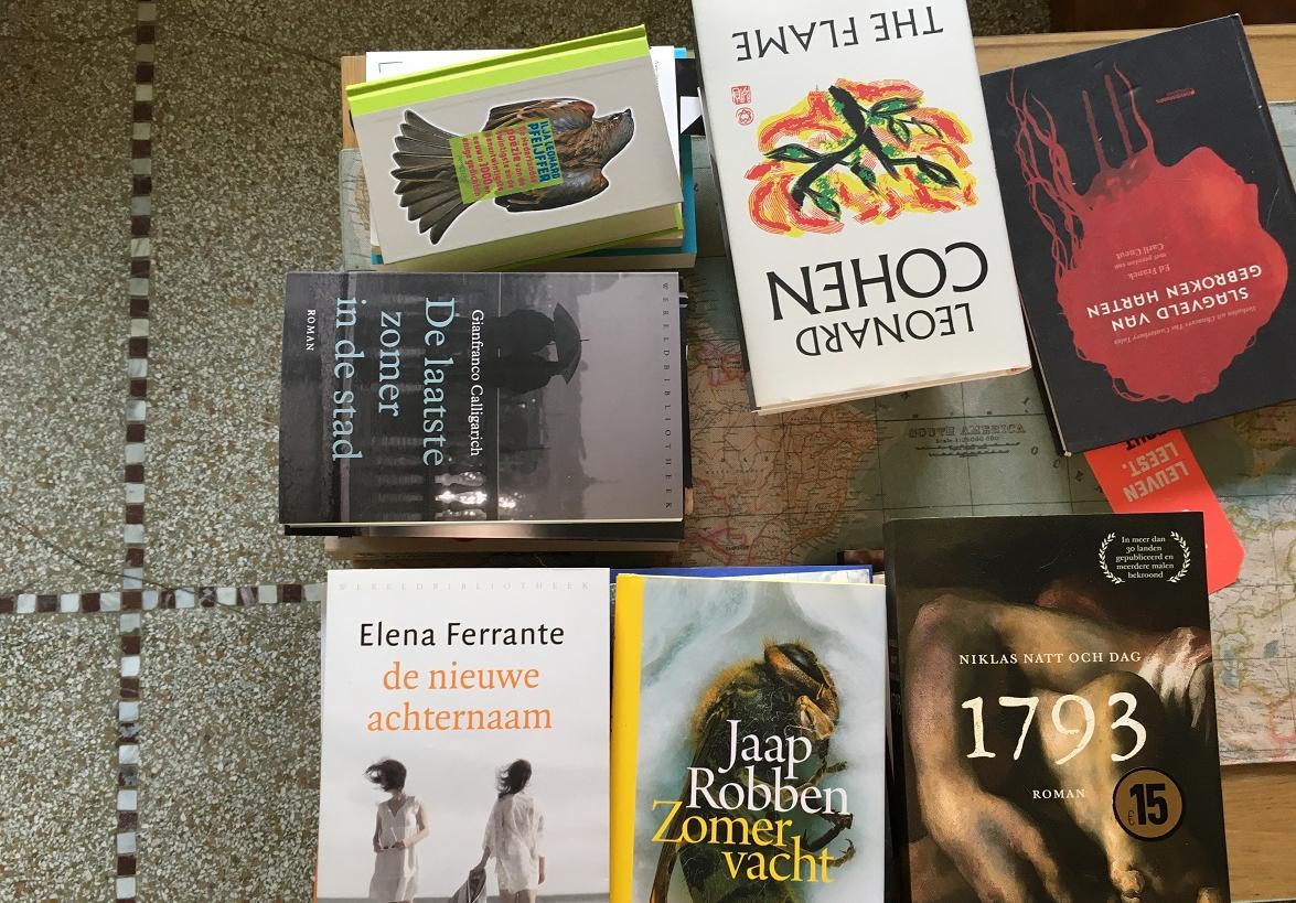 Het boek – De schoonheid van het ongelezenboek