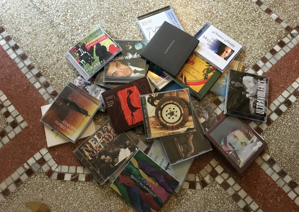 De muziek – Over een jaar opSpotify