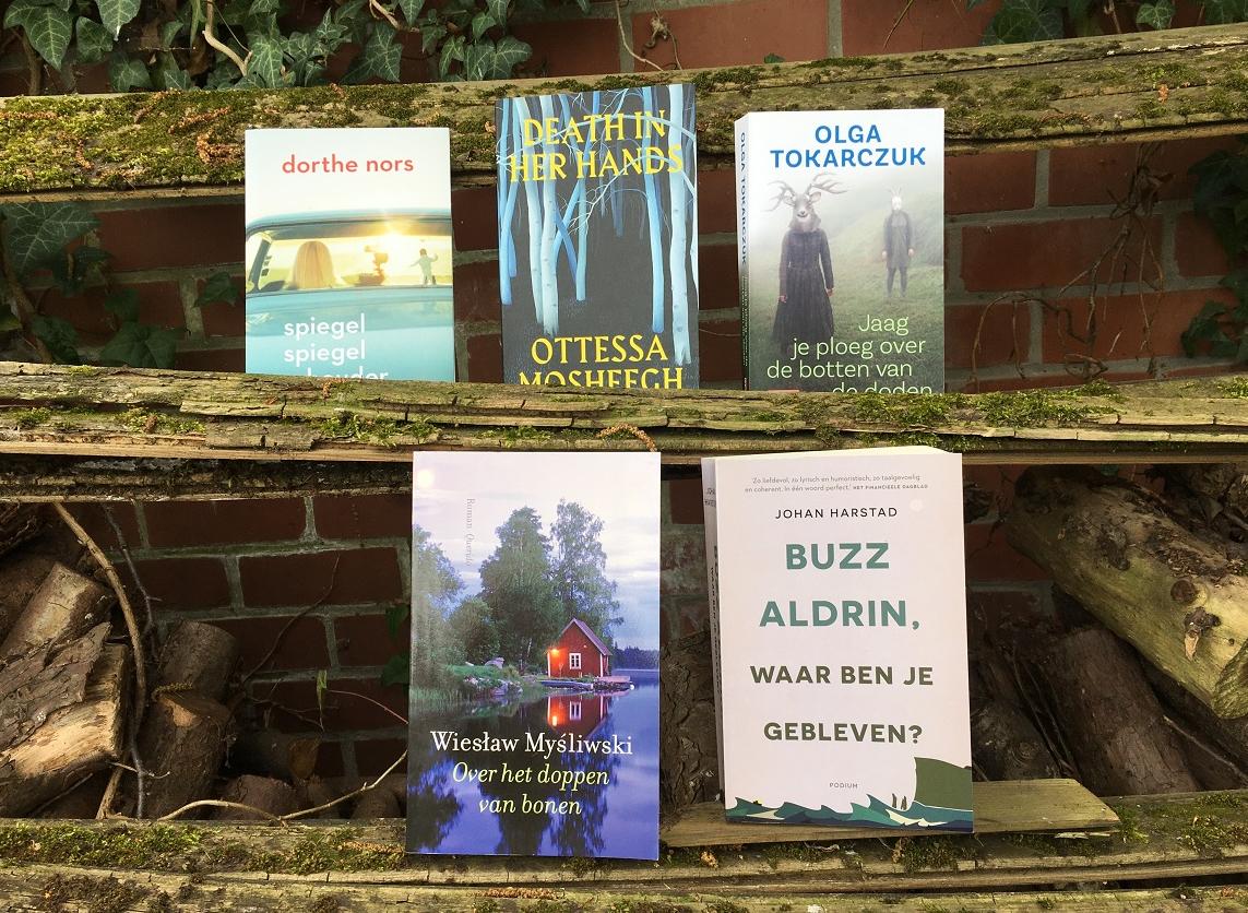 Het boek – Lezen in tijden van lockdown#4