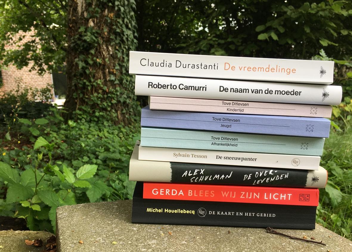 Het boek – Mijn literaire zomer van2021